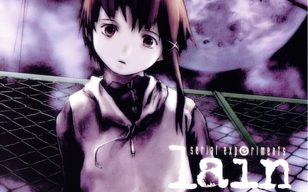 Serial Experiments Lain Cover Art
